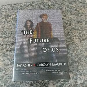 Other - The Future of Us Hardcover Book